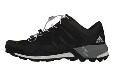 wholesale dealer f9a14 8030e Adidas Outdoor Terrex Skychaser GTX Trail Running Shoe - Mens-Black  White Gray