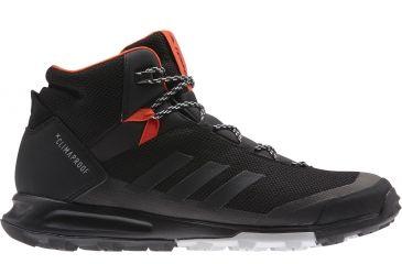 Adidas Outdoor Terrex Tivid Mid CP Hiking Shoe - Men s-Black Black Grey c36baaf1c