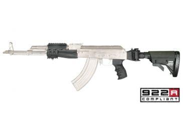 Advanced Technology AK-47 Handguards w/ Picatinny Rails, Destroyer Gray A5402436