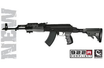Advanced Technology AK-47 Scorpion Recoil Pistol Grip, Destroyer Gray A5402346