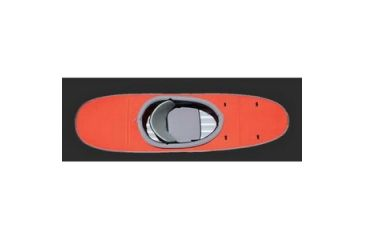 Advanced Elements Single Deck Conversion Red,Gray AE2021