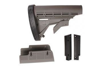 Advanced Technology AR15 Strikeforce with CR-SRP Gray 107242