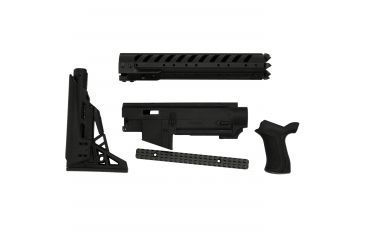 ati outdoor ati ruger ar 22 takedown tactlite stock system with