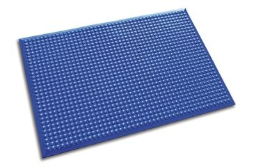 Advantech Manufacturing Vwr Bubble Mat 3x4 Blue IN0304BLUVWR, Unit EA