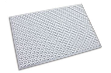 Advantech Manufacturing Vwr Bubble Mat 3x5 Gray IN0305SILVWR, Unit EA
