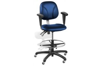 Advantech Manufacturing Vwr Chair Deluxe 21 In-31 In VDAC-H-VF, Unit EA