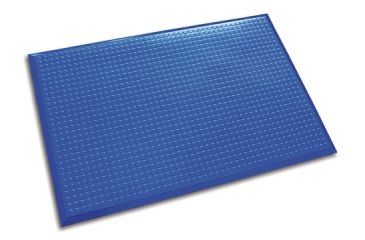 VWR Vwr Smooth Mat 2x6 Blue INS0206BLUVWR, Unit EA