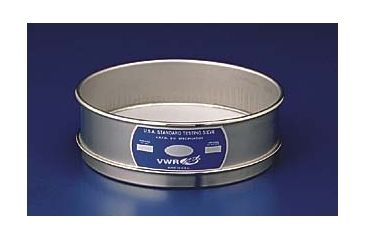 Advantech Manufacturing Testing Sieves, All Stainless Steel 140SS8F Full Height