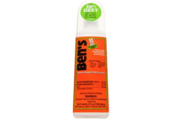 Bens 30 Insect and Tick Repellent DEET Pump Spray - 4oz 0006-7177