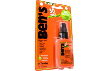 Bens 30 Tick and Insect Repellent DEET Pump Spray - 1.25oz 0006-7190