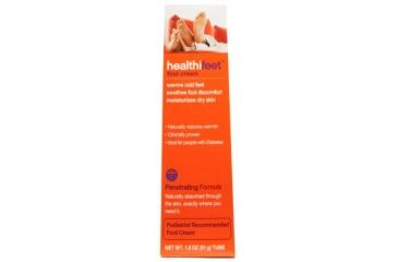 Adventure Medical Kits Healthifeet Foot Cream, 1.8oz Tube 1186-0035