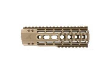 4-Aero Precision AR15 Enhanced KeyMod Handguard/ Barrel Nut Not Included, Gen 2