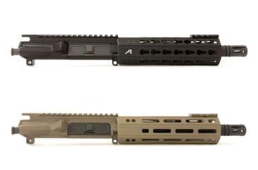 2-Aero Precision M4E1 Enhanced 8in .300 Blackout Quantum Handguard Complete Upper Receiver