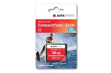 AGFAPhoto Compact Flash Card CF 32GB AP32GBCF250X