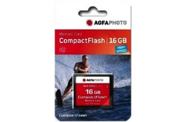 AGFAPhoto Compact Flash Card 16GB - AP16GBCF250X