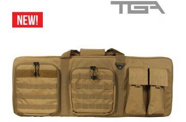 AIM Sports Inc Padded Weapons Case/Tan TGA-PWCT36
