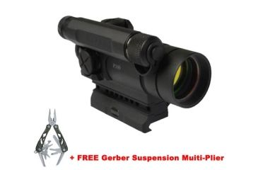 Aimpoint CompM4 & CompM4s Red Dot Sights with FREE Gerber Suspension Multi-Plier