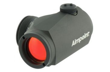 Aimpoint Micro H-1 Red Dot Sight w/ No Mount 12526