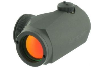 Aimpoint Micro T-1 Sniper Quickfire with 30mm Scope Adaptor 12813