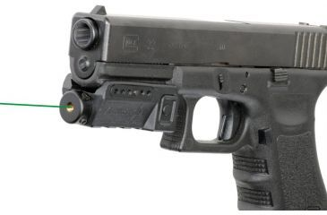 AimShot LS8150 Compact Pistol Green Laser Sight Kit w/ Battery Charger KT8150