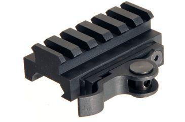 AimShot Quick Release Rail Adapter - 60mm Picatinny Rail Low Profile MT61172-60LP