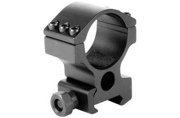 AimSports 30mm Weaver Ring Heavy Duty High, Black QW30WS