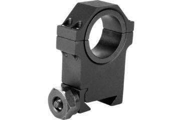 AimSports 30mm Weaver Rings/1in. Insert Heavy Duty High, Black QW30TH