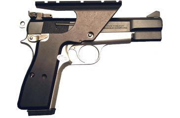 Aimtech Semi- Auto Pistol Mount for Browning Hi - Power, Black APM-8