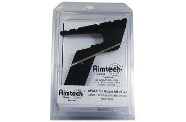 Aimtech Semi-Auto Pistol Scope Mount Springfield XD 5 Inch Rail