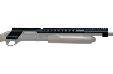 Aimtech Warhammer Shotgun Mount Remington 1100/1187 Black ASM-1WH