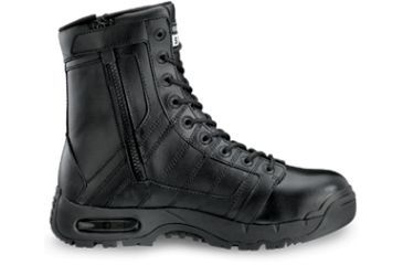 Original S W A T  All Leather 1234 Tactical Waterproof Sz Blk 5 0
