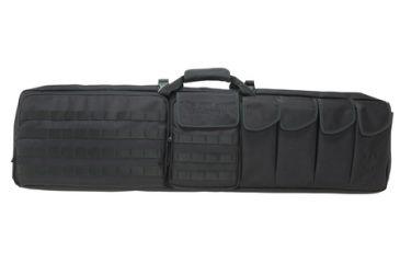 Allen 3-Gun Case 42 Inches Black