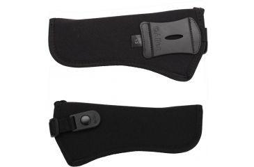 Allen Cortez Nylon Pistol Holster, Black, Size 13 112914