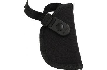 Allen Cortez Nylon Pistol Holster, Black, Size 5 112907