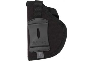Allen Cortez Nylon Pistol Holster, Black, Size 8 112910