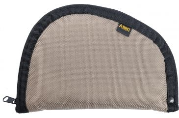 Allen Fabric Pistol Case, Earthtone 72-6