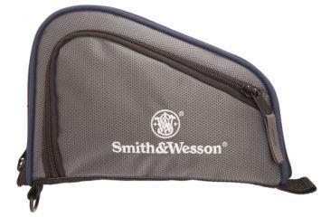 Allen S&W Protector Auto-Fit Compact Handgun Case Measures 9x6 Inches Gray