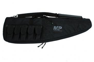 Allen Tactical Rifle Case, Black, 42in. 113045