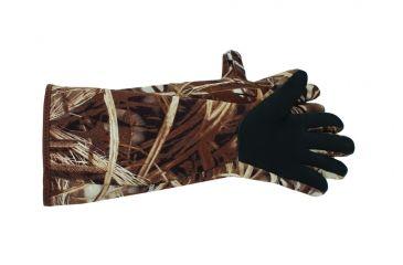 Allen Waterfowl Waterproof Decoy Gloves, Adv Max 4 43951