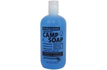 Aloe Gator Camp Soap 16 Oz 325