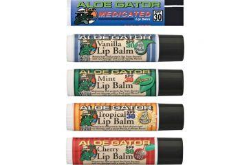 Aloe Gator Lip Balm Spf 30 Vanilla 20320