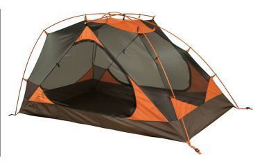 Alps Mountaineering Aries Copper Rust Tent, 2-Person, Base Size 4ft.4 x 7ft.4, Center Height 3ft.6, Vestibule 100819
