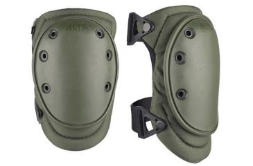 Alta Tactical AltaFLEX Knee Pads, Olive Drab, AltaLok AT50413-09