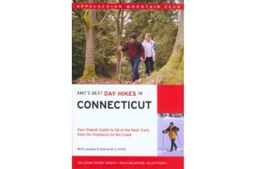Amc Best Day Hikes Ct 2nd, Laubach & Smith, Publisher - Globe Pequot Press
