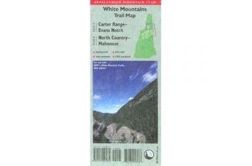 Amc Carter Range, Appalachian Mtn. Club, Publisher - Globe Pequot Press