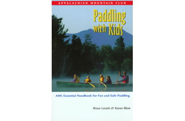 Amc Paddling With Kids, Lessels, Blom, Publisher - Globe Pequot Press