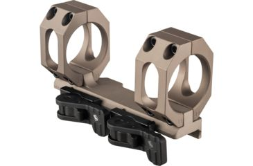 5-American Defense Recon-sl 30mm 20MOA Q.d. Scope Mount No Offset Low