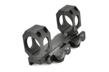 25-American Defense Recon-sl 30mm Q.d. Scope Mount No Offset Low