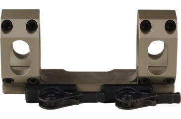 13-American Defense Recon-sl 30mm Q.d. Scope Mount No Offset Low