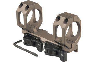 21-American Defense Recon-sl 30mm Q.d. Scope Mount No Offset Low
